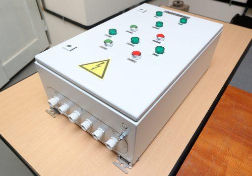 Продукция - Блоки управления аппаратурой АСРК: Общий вид блоков БСБУ4К10