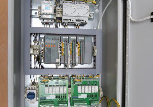 Продукция - Блоки управления аппаратурой АСРК: Общий вид блоков БУ4К02