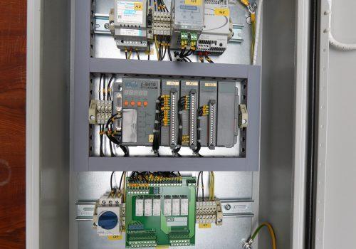 Продукция - Блоки управления аппаратурой АСРК: Общий вид блоков БУ4К01