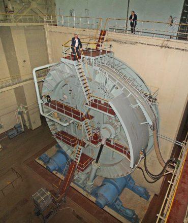 Продукция - Испытания транспортных ЯЭУ: Стенд КВ-2