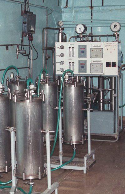 Продукция — Системы переработки ЖРО: ММО и МИО
